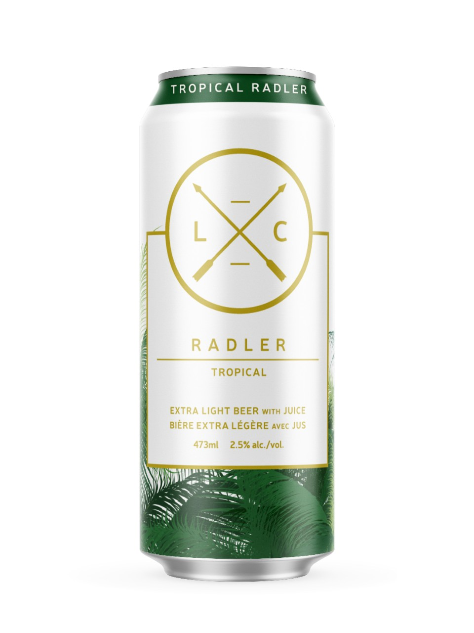 Image for Lost Craft Tropical Radler from LCBO