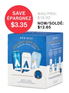 Ace Hill Holiday Gift Pack