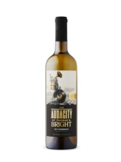 The Audacity of Thomas G. Bright Chardonnay VQA