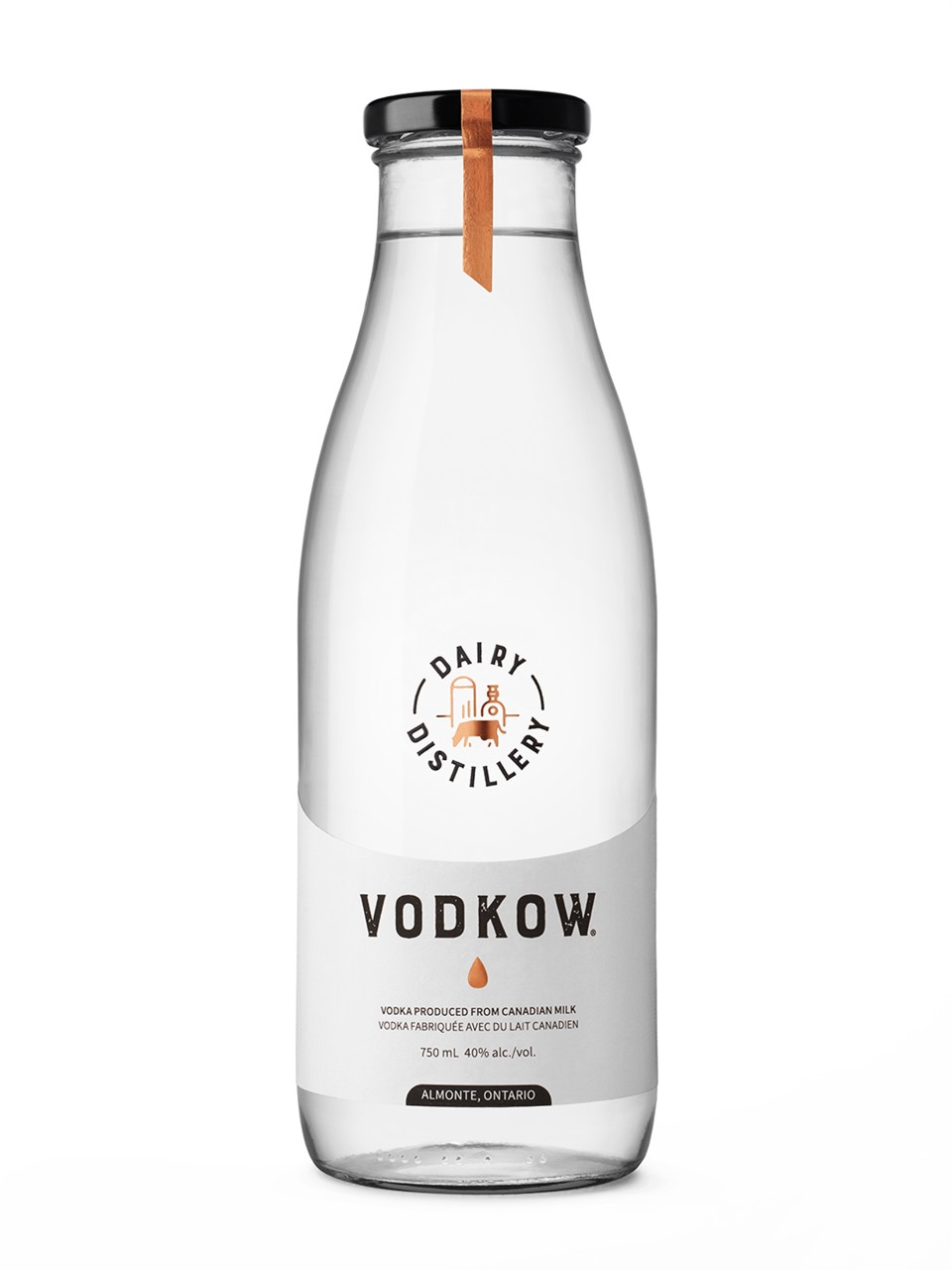 Vodkow from LCBO