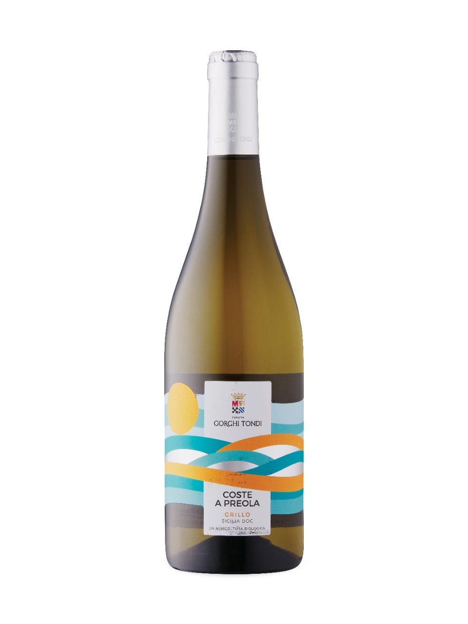 Image for Gorghi Tondi Coste a Preola Grillo 2018 from LCBO