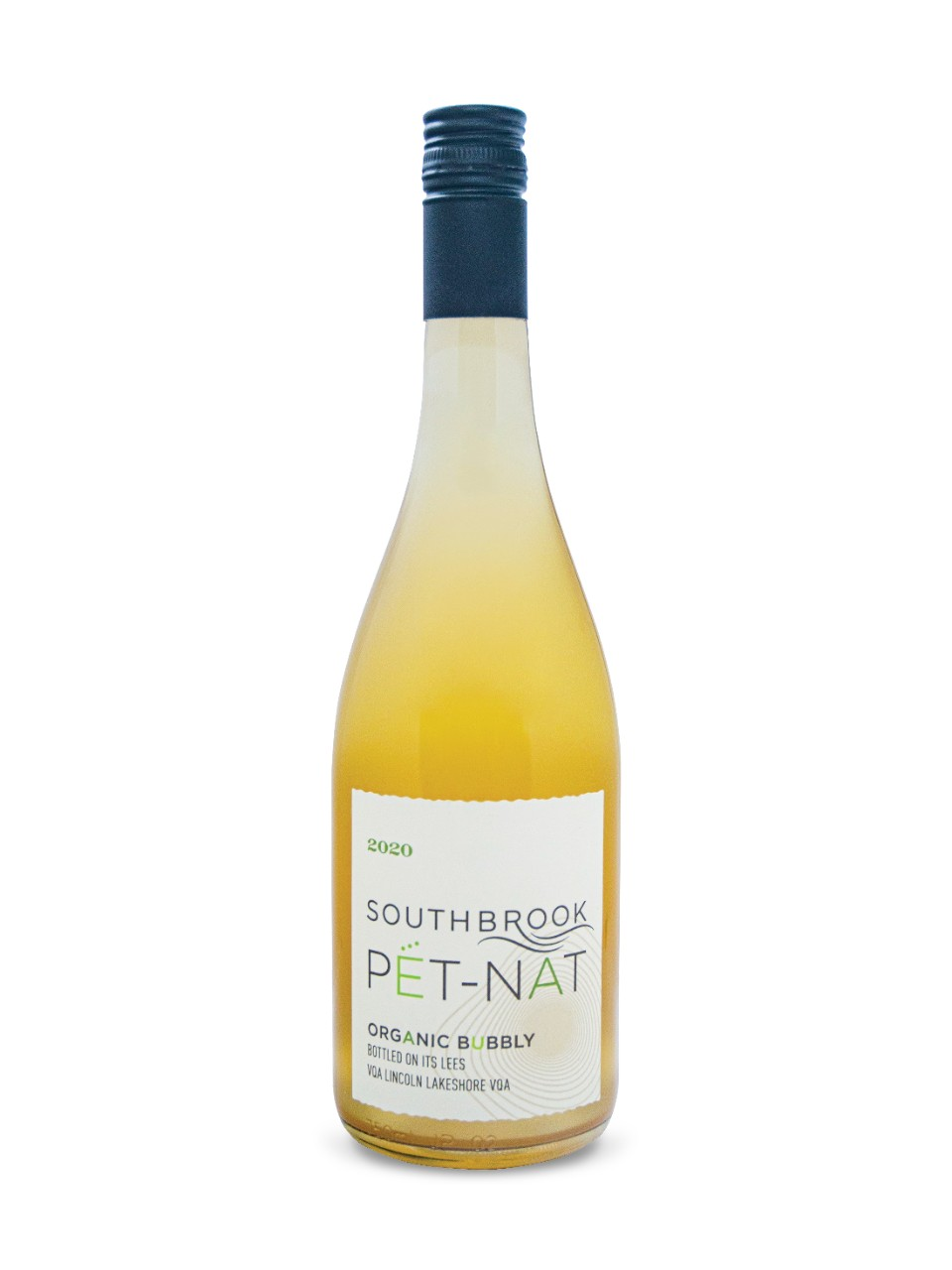 Southbrook Saunder's Vineyard Organic Pet Nat Bubbly Cuvee from LCBO