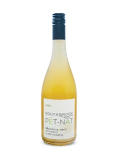 Southbrook Saunder's Vineyard Organic Pet Nat Bubbly Cuvee