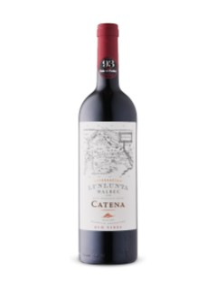 Catena Lunlunta Old Vines Appellation Malbec 2017
