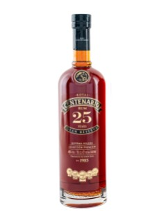 Royal Centenario 25 Year Old Rum