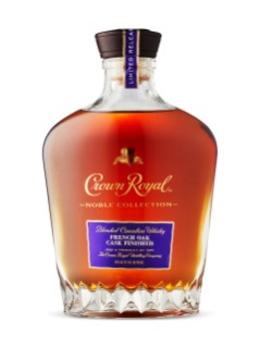 Whisky canadien Crown Royal Finition en fût de chêne français