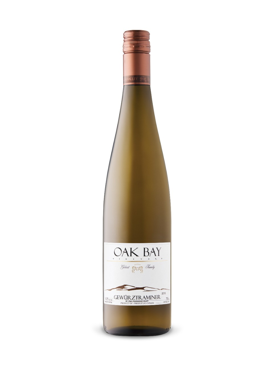 Image for Oak Bay Gewürztraminer 2015 from LCBO