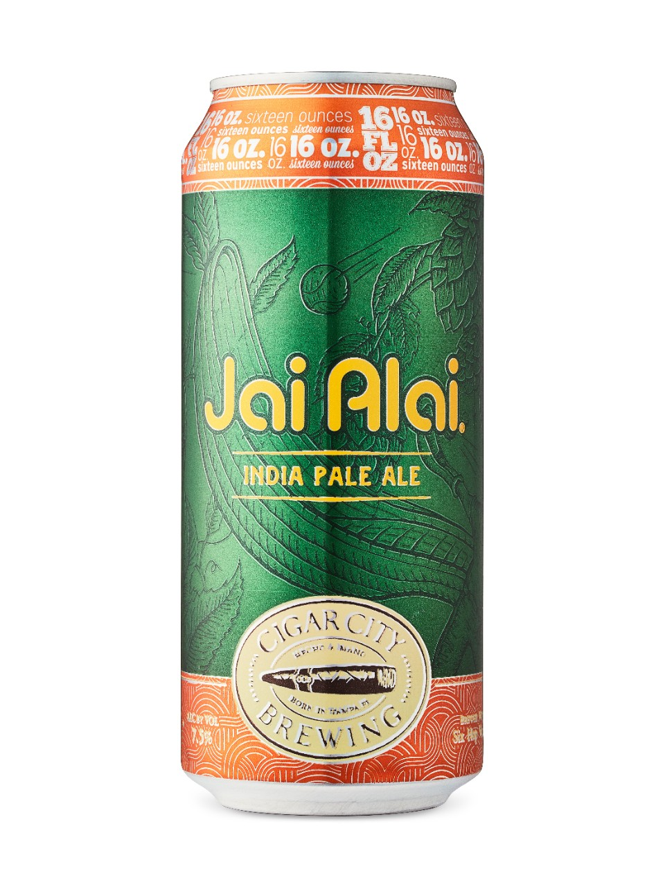 Image for Cigar City Jai Alai IPA from LCBO