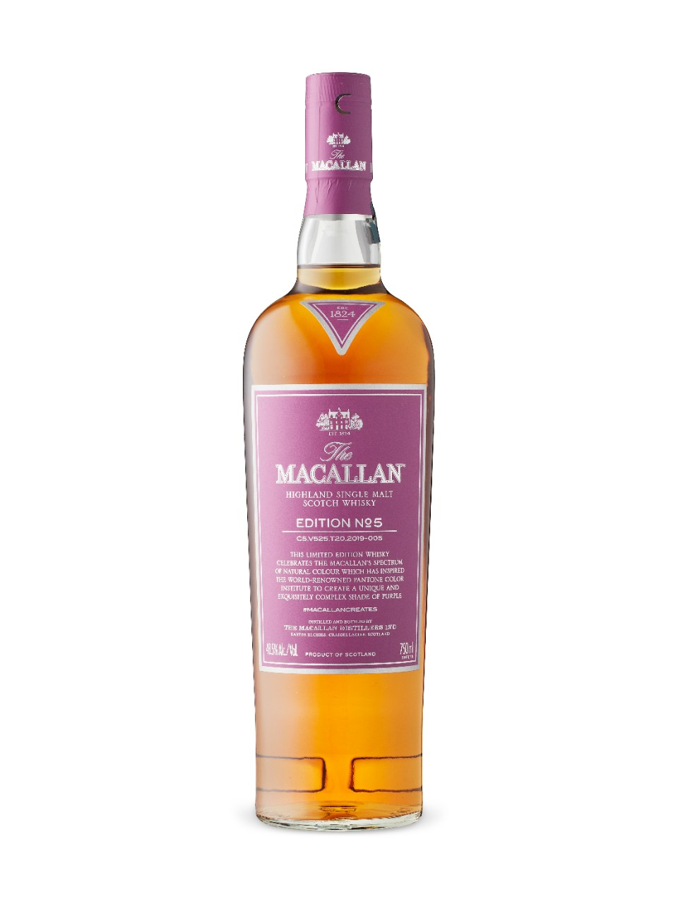 Image for Macallan Edition No. 5 from LCBO