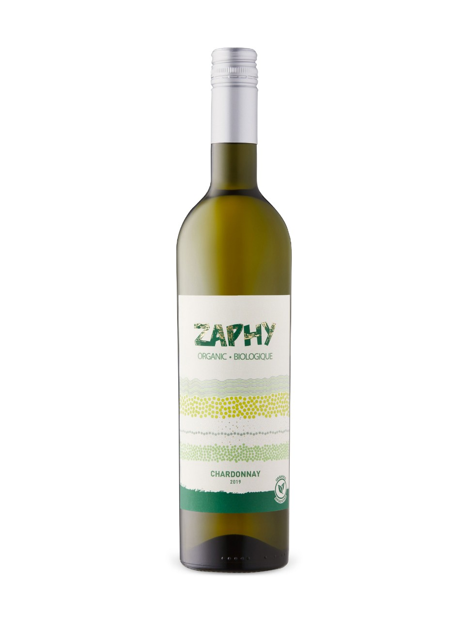 Zaphy Organic Chardonnay from LCBO
