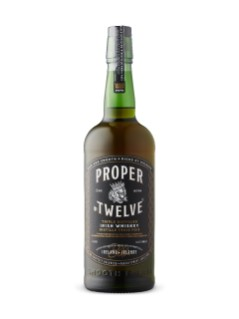 Whiskey irlandais Proper NO. Twelve