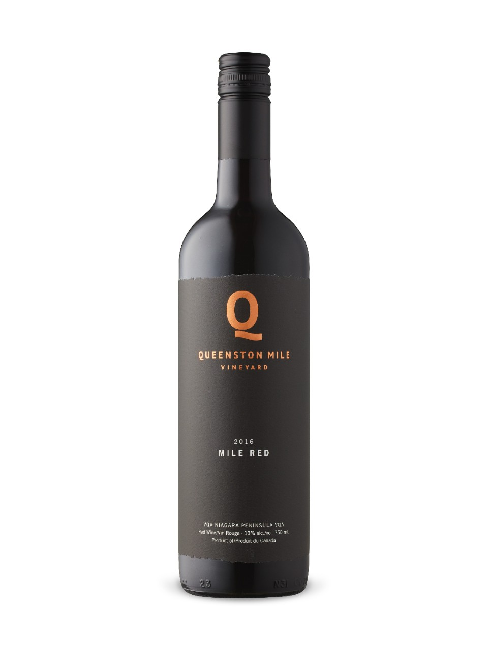 Queenston Mile Red 2016 from LCBO