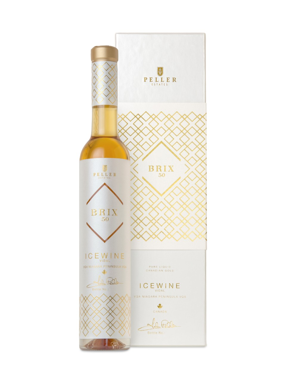 Image for Peller Signature Series Brix Vidal Icewine 2014 from LCBO