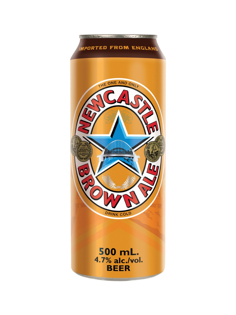Image for Newcastle Brown Ale from LCBO