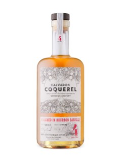 Coquerel Calvados Finished In Bourbon Barrel