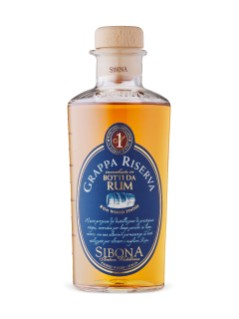 Grappa Reserve Rum Wood Finish