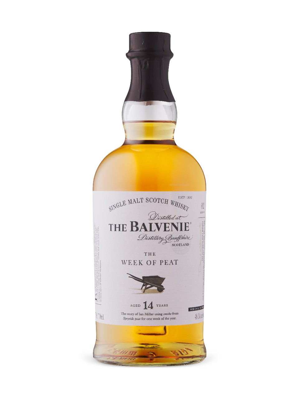 Image for The Balvenie Peat Week 14YO Single Malt Scotch from LCBO