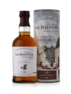 The Balvenie 26YO Dark Barley Single Malt Scotch