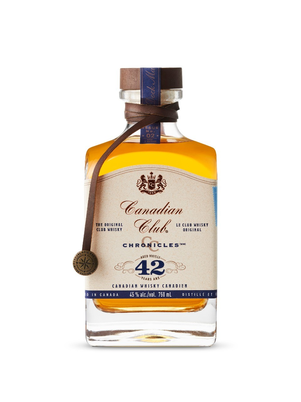 Image for Canadian Club 42YO Chronicles Issue No. 2 from LCBO