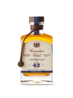 Whisky Canadian Club Chronicles No. 2 42 ans d'âge