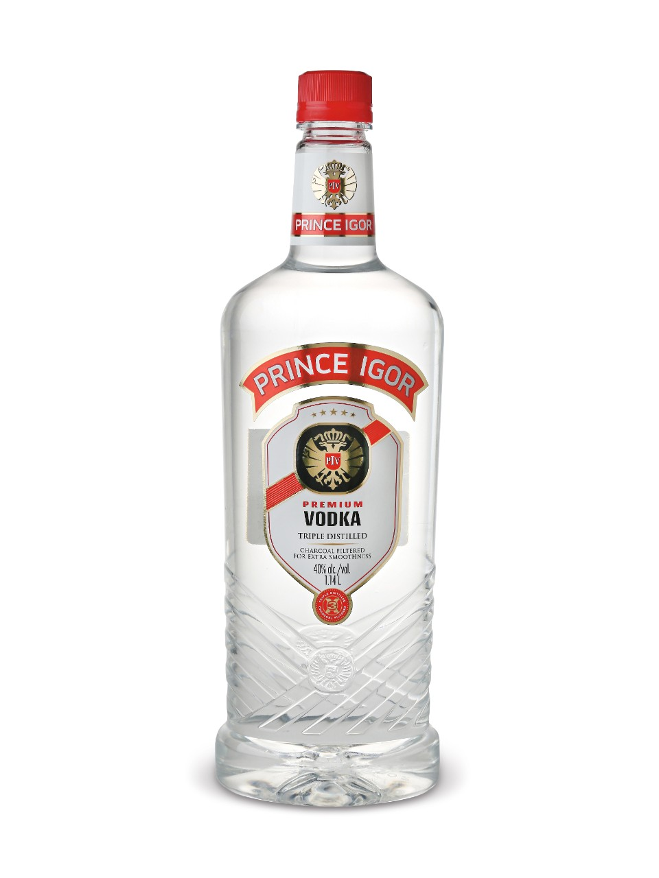 Image for Prince Igor Vodka (PET) from LCBO
