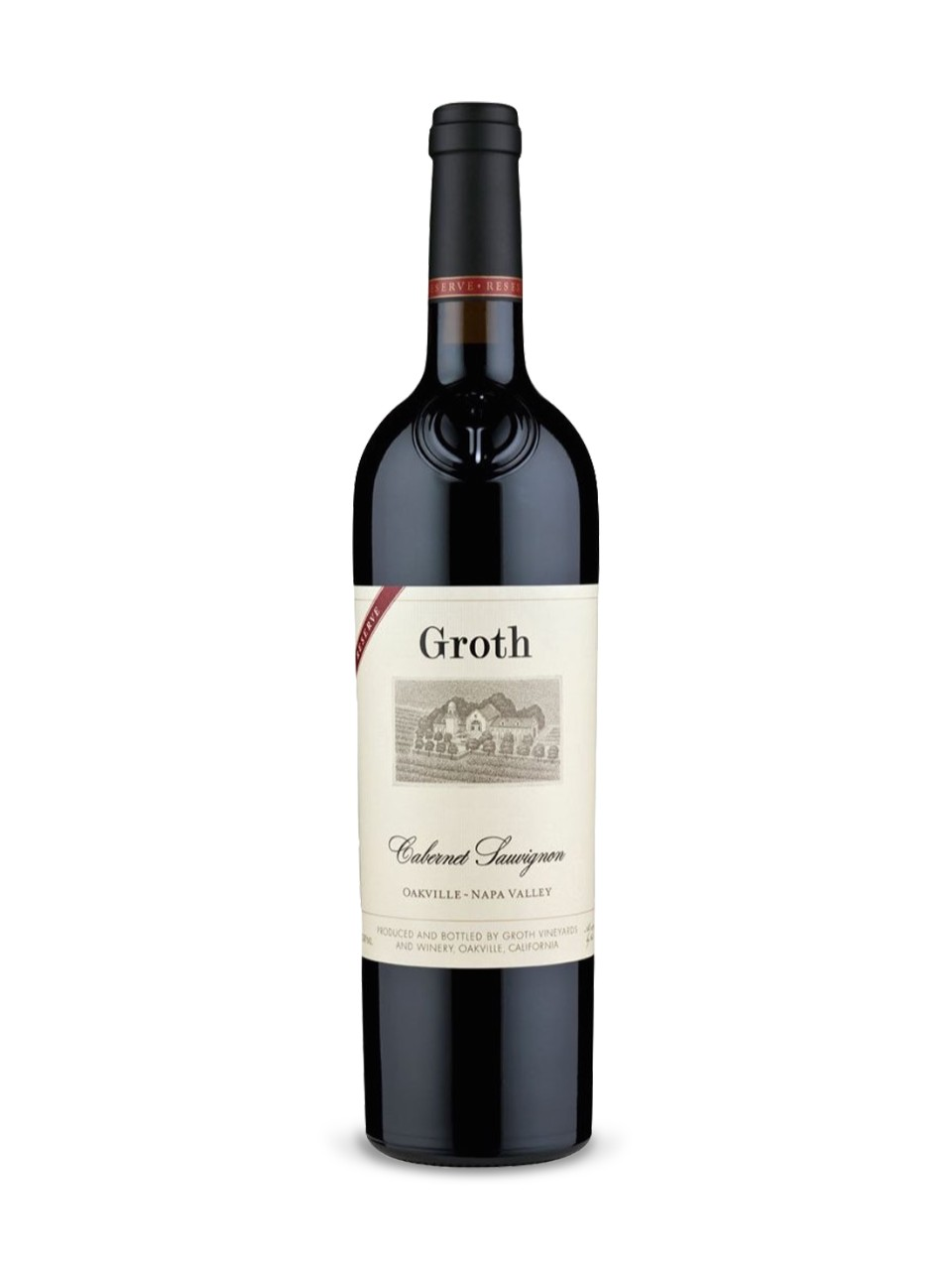 Groth Reserve Cabernet Sauvignon 2015 from LCBO