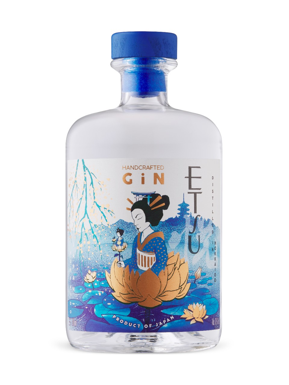 Etsu Gin from LCBO