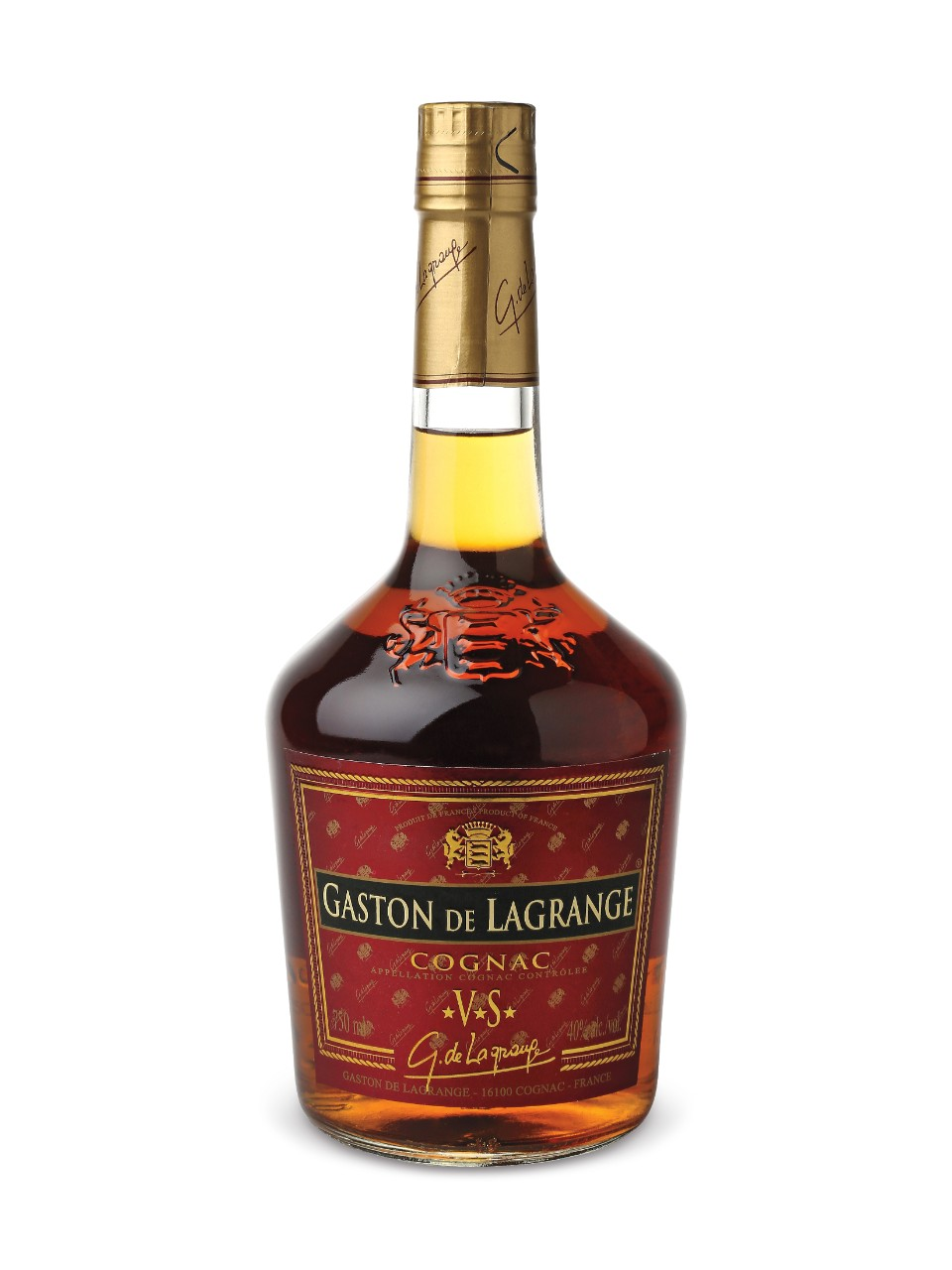 Gaston De Lagrange Vs Cognac