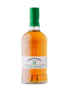 Tobermory 12YO Single Malt Scotch