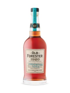 Old Forester 1920 Prohibition Style Whiskey