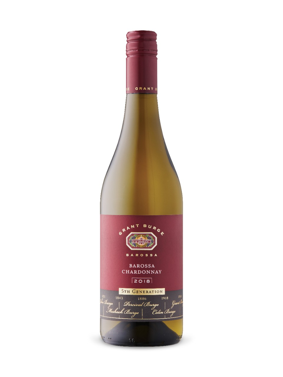 Image for Grant Burge 5th Generation Chardonnay 2018 from LCBO