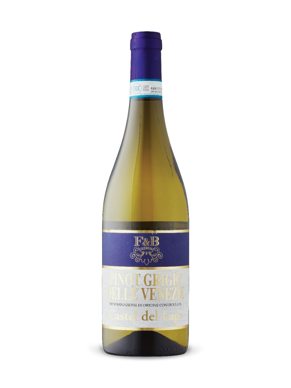 Image for Castel del Lago Pinot Grigio 2018 from LCBO