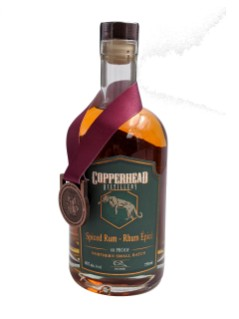 Rhum Copperhead Spice Pirate