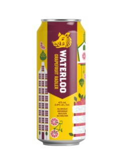 Waterloo Grapefruit Radler