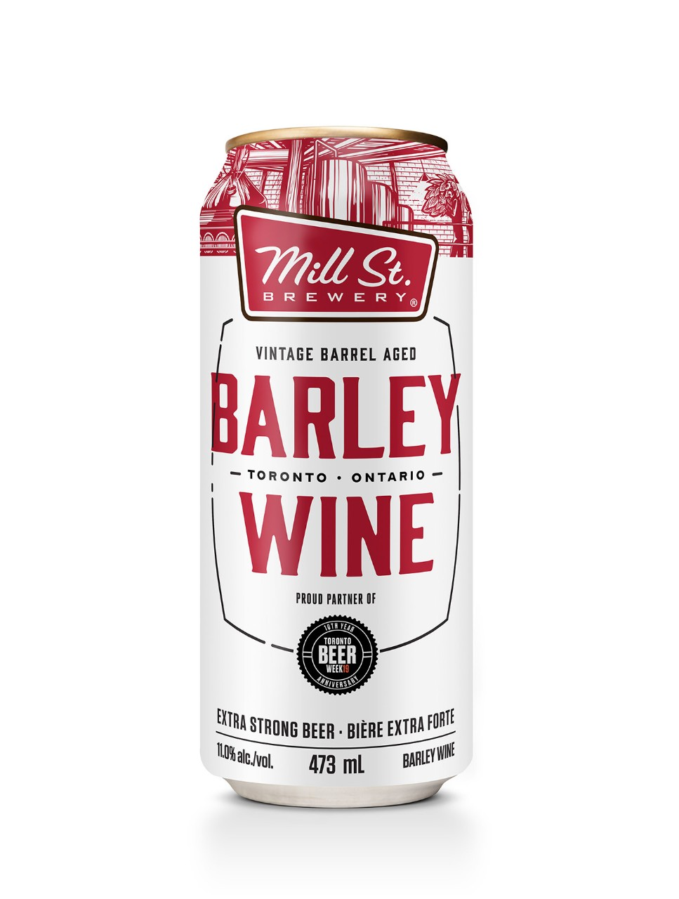 Image for Mill Street Vintage Barley Wine from LCBO