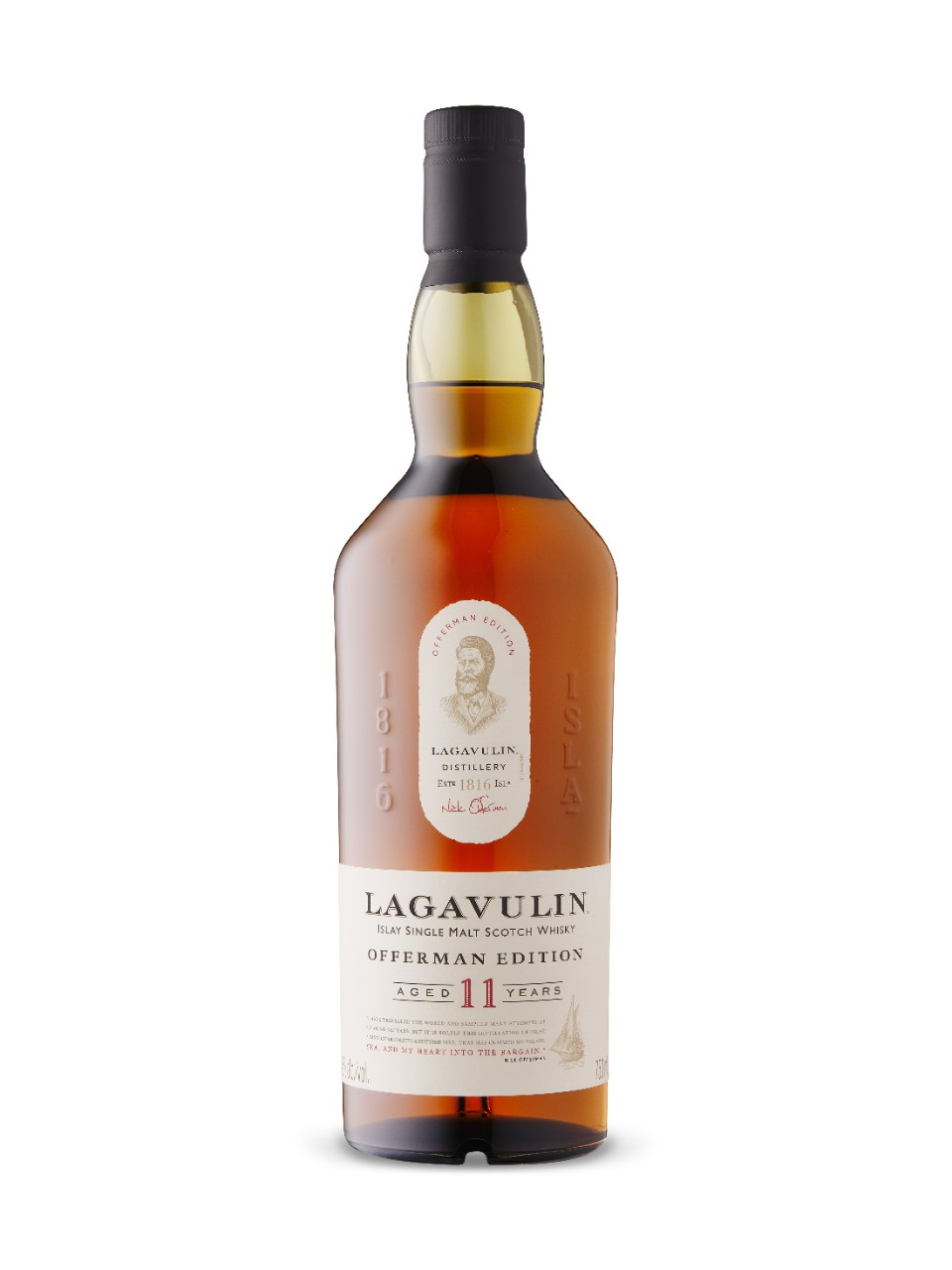 Image for Lagavulin-Offerman Edition from LCBO