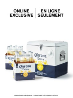 Corona Vintage Cooler Online Exclusive
