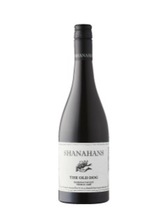 Shanahans The Old Dog Shiraz 2016