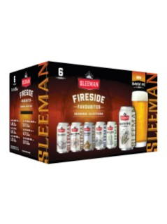 Sleeman Fireside Favourites