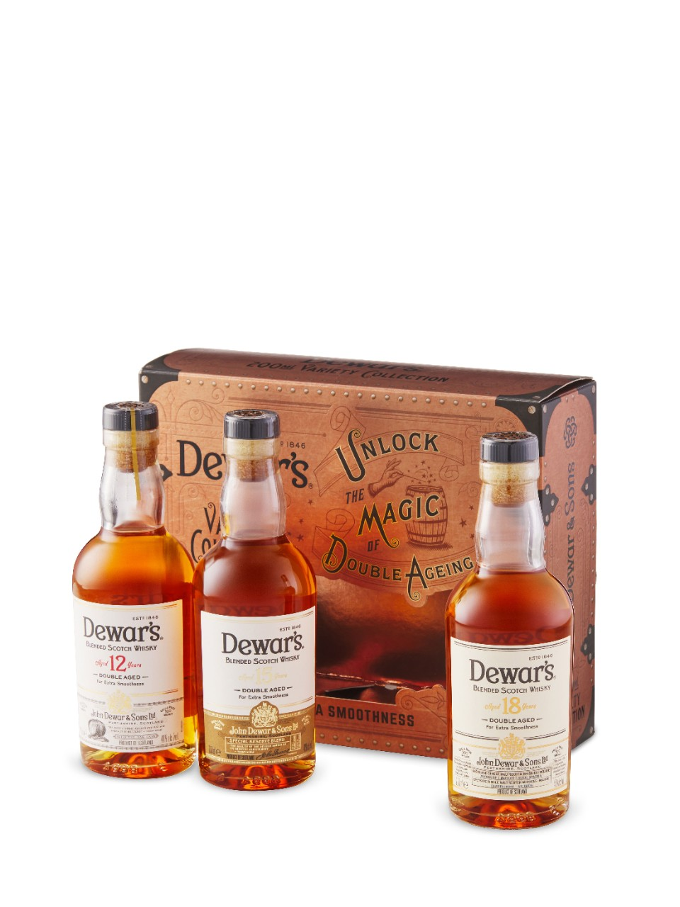Dewar's Whisky Tasting Collection from LCBO