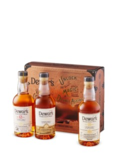 Dewar's Whisky Tasting Collection