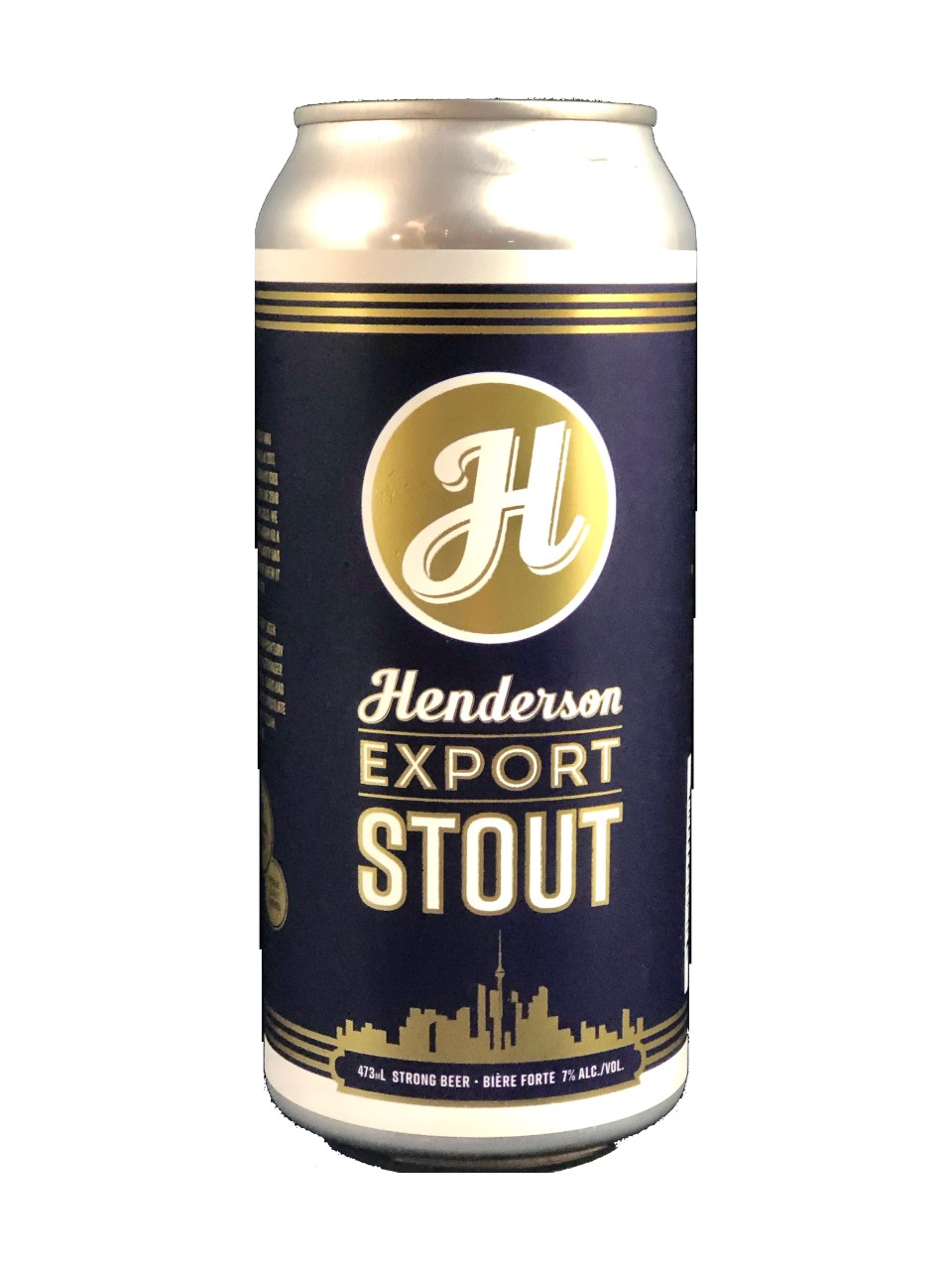 Image for Henderson Export Stout from LCBO