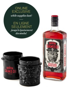 Baron Samedi With Mugs Online Exclusive
