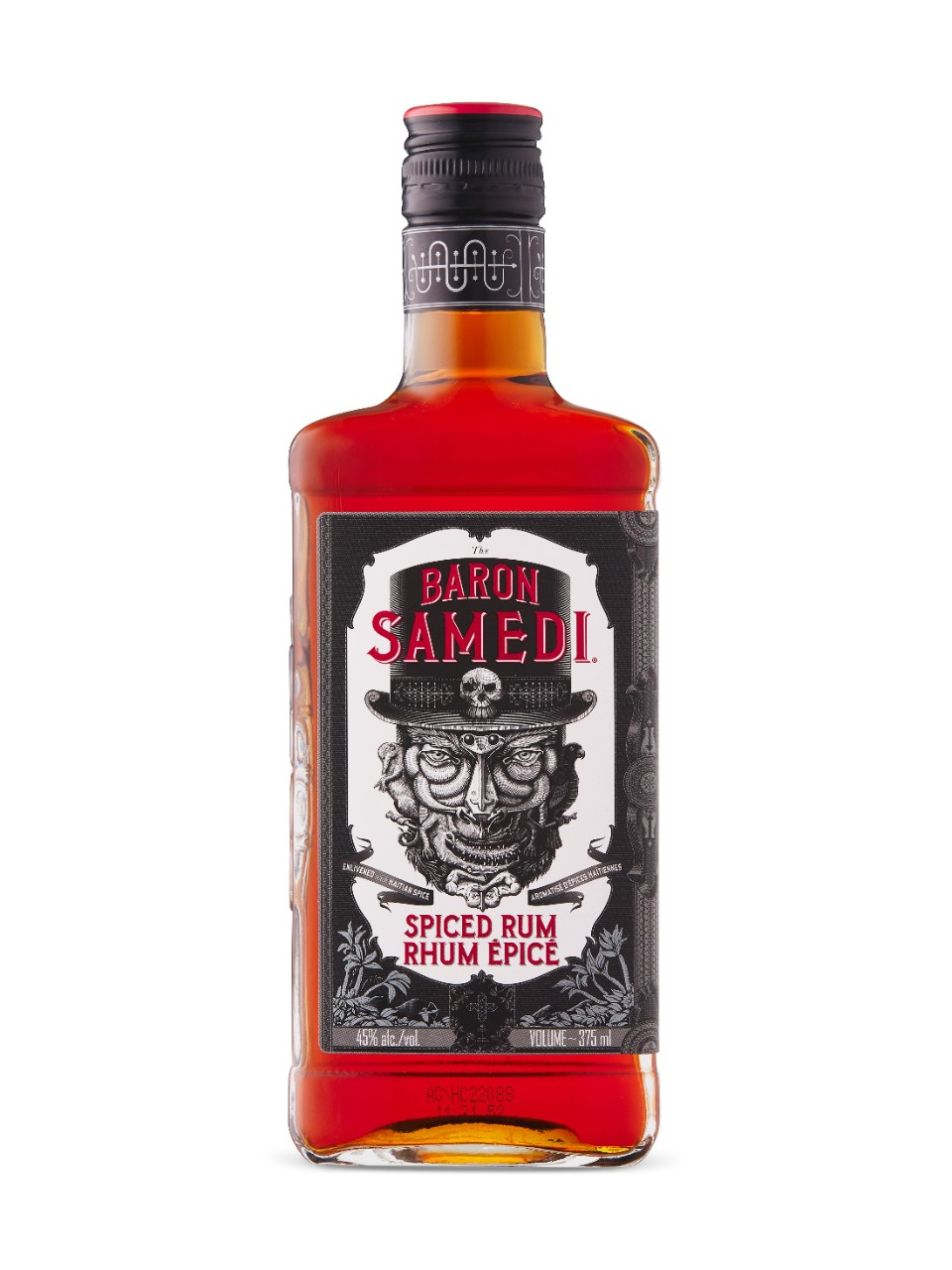 Image for Baron Samedi Rum from LCBO