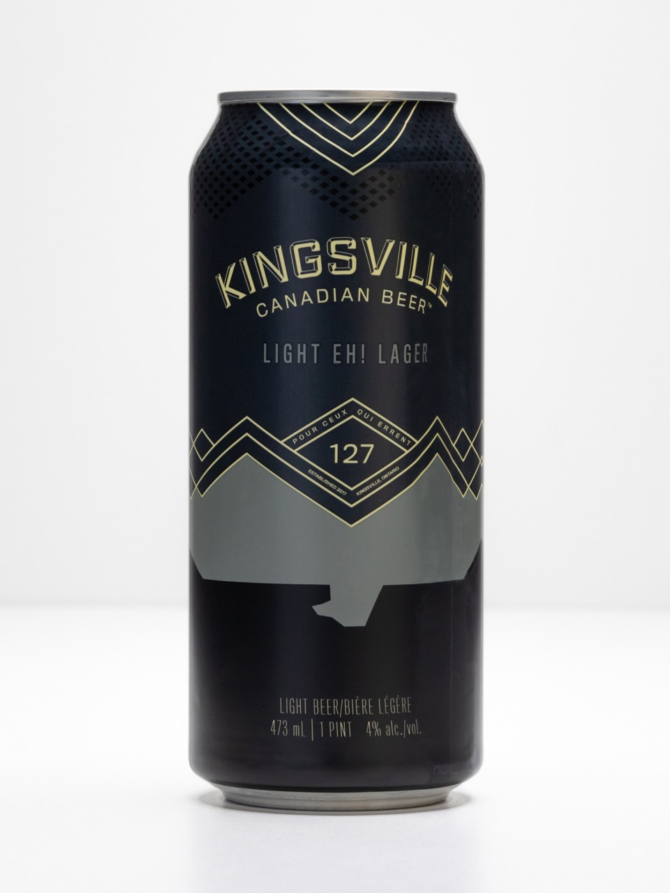 Kingsville Brewery Light Eh! Lager from LCBO