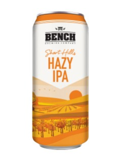 Bench Brewing Short Hills East Coast IPA