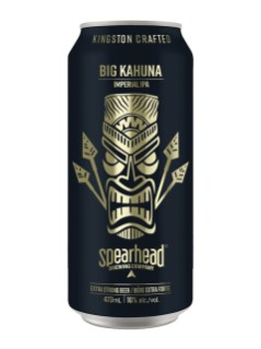 Spearhead Brewing Co Big Kahuna Imperial IPA
