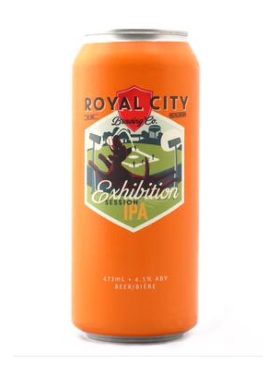 Royal City Exhibition Session IPA from LCBO