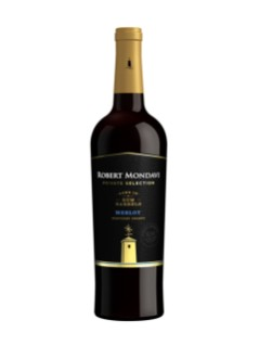 Robert Mondavi Private Selection Rum Barrels Merlot