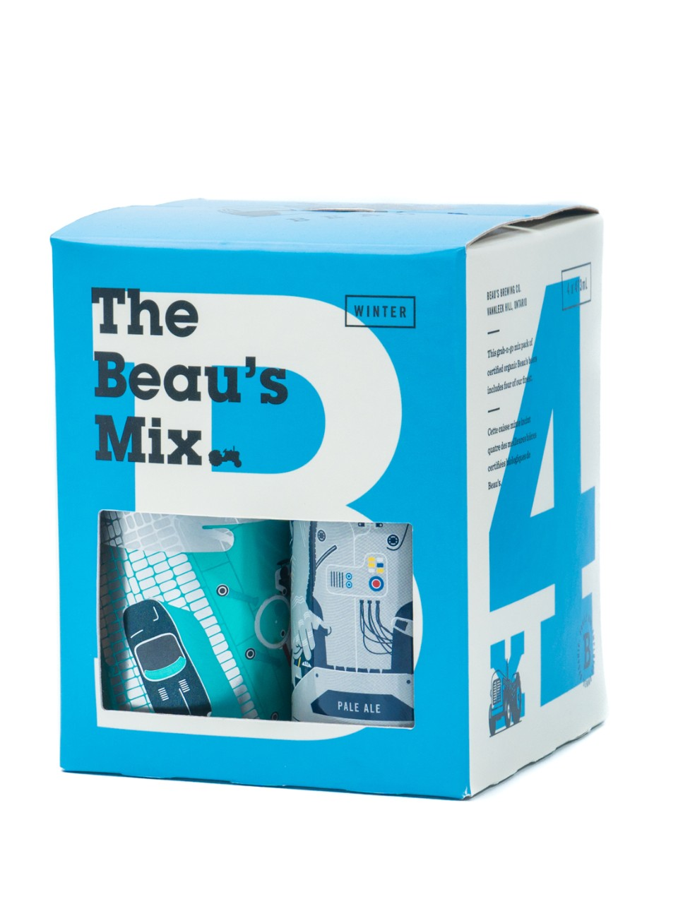 Image for Beau's Winter Mix Pack from LCBO